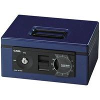 カール事務器 キャッシュボックス CB-8560 ブルー(5セット)