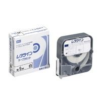 マックス レタツインテープ LM-TP309W 白 9mm×8m(10セット)