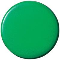 スマートバリュー 両面強力カラーマグネット 30mm緑 豊富な品 B271J-G お買い得 50セット
