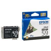 エプソン インクカートリッジ ICBK59(10セット)