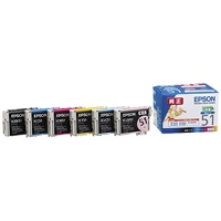 殿堂 EPSON インクカートリッジセット IC6CL51(20セット), Junk&Rustic COLORS 0515de85