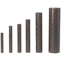 銀鳥産業 丸筒7.5×75cm 233-033(10セット)