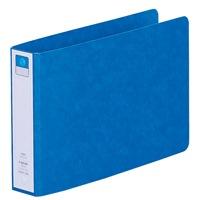 LIHITLAB ツイストリングファイル 卓抜 F-830UN-5 藍 200セット セール特別価格 B6E