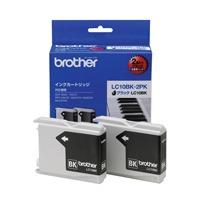 ブラザー インクカートリッジLC10BK-2PKブラック2本(5セット)