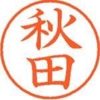 シヤチハタ ネーム9既製 XL-9 0044 秋田(10セット)
