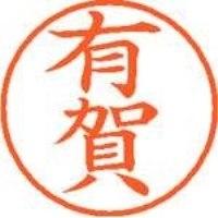 シヤチハタ ネーム9既製 XL-9 0113 有賀(10セット)