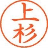 シヤチハタ ネーム9既製 XL-9 0363 上杉(10セット)