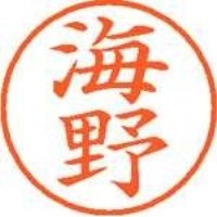 シヤチハタ ネーム9既製 XL-9 0414 海野(10セット)
