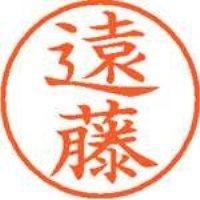 シヤチハタ ネーム9既製 XL-9 0451 遠藤(10セット)