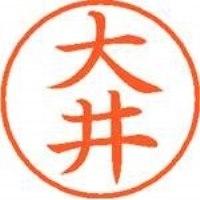 シヤチハタ ネーム9既製 XL-9 0453 大井(10セット)