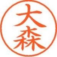 シヤチハタ ネーム9既製 XL-9 0532 大森(10セット)