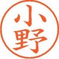 シヤチハタ ネーム9既製 XL-9 0579 小野(10セット)