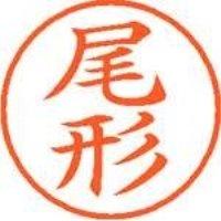 シヤチハタ ネーム9既製 XL-9 0603 尾形(10セット)