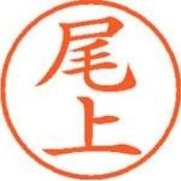 シヤチハタ ネーム9既製 XL-9 0611 尾上(10セット)