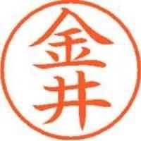 シヤチハタ ネーム9既製 XL-9 0731 金井(10セット)