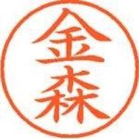 シヤチハタ ネーム9既製 XL-9 0739 金森(10セット)