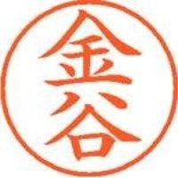 シヤチハタ ネーム9既製 XL-9 0740 金谷(10セット)
