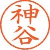 シヤチハタ ネーム9既製 XL-9 0771 神谷(10セット)