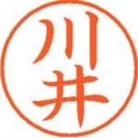 シヤチハタ ネーム9既製 XL-9 0805 川井(10セット)