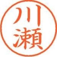 シヤチハタ ネーム9既製 XL-9 0817 川瀬(10セット)
