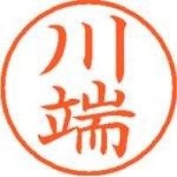 シヤチハタ ネーム9既製 XL-9 0830 川端(10セット)