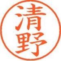 シヤチハタ ネーム9既製 XL-9 0925 清野(10セット)
