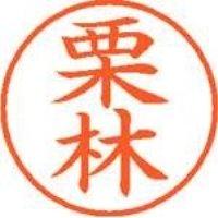 シヤチハタ ネーム9既製 XL-9 0995 栗林(10セット)