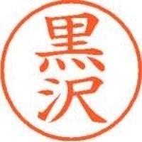 シヤチハタ ネーム9既製 XL-9 1002 黒沢(10セット)
