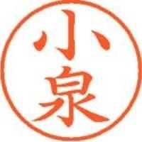 シヤチハタ ネーム9既製 XL-9 1035 小泉(10セット)