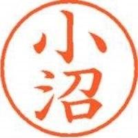 シヤチハタ ネーム9既製 XL-9 1060 小沼(10セット)
