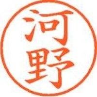 シヤチハタ ネーム9既製 XL-9 1139 河野(10セット)