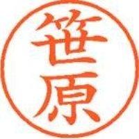 シヤチハタ ネーム9既製 XL-9 1217 笹原(10セット)