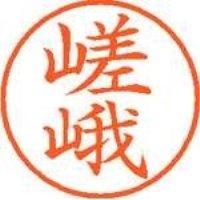 シヤチハタ ネーム9既製 XL-9 1244 嵯峨(10セット)