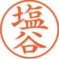 シヤチハタ ネーム9既製 XL-9 1264 塩谷(10セット)