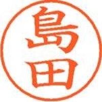 シヤチハタ ネーム9既製 XL-9 1279 島田(10セット)