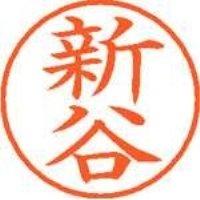 シヤチハタ ネーム9既製 XL-9 1293 新谷(10セット)