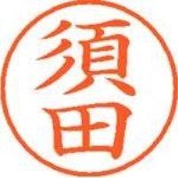 シヤチハタ ネーム9既製 XL-9 1307 須田(10セット)