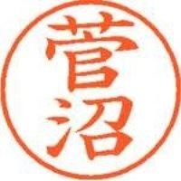 シヤチハタ ネーム9既製 XL-9 1313 菅沼(10セット)
