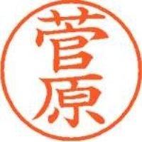 シヤチハタ ネーム9既製 XL-9 1315 菅原(10セット)