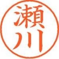 シヤチハタ ネーム9既製 XL-9 1338 瀬川(10セット)