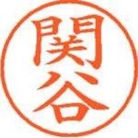 シヤチハタ ネーム9既製 XL-9 1347 関谷(10セット)