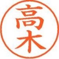 シヤチハタ ネーム9既製 XL-9 1362 高木(10セット)