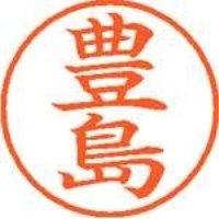 シヤチハタ ネーム9既製 XL-9 1510 豊島(10セット)