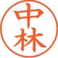 シヤチハタ ネーム9既製 XL-9 1533 中林(10セット)
