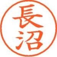 シヤチハタ ネーム9既製 XL-9 1557 長沼(10セット)