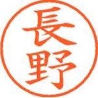 シヤチハタ ネーム9既製 XL-9 1558 長野(10セット)