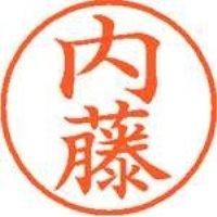 シヤチハタ ネーム9既製 XL-9 1568 内藤(10セット)