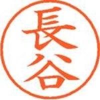 シヤチハタ ネーム9既製 XL-9 1631 長谷(10セット)