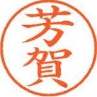 シヤチハタ ネーム9既製 XL-9 1670 芳賀(10セット)