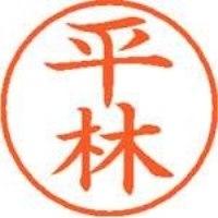 シヤチハタ ネーム9既製 XL-9 1702 平林(10セット)